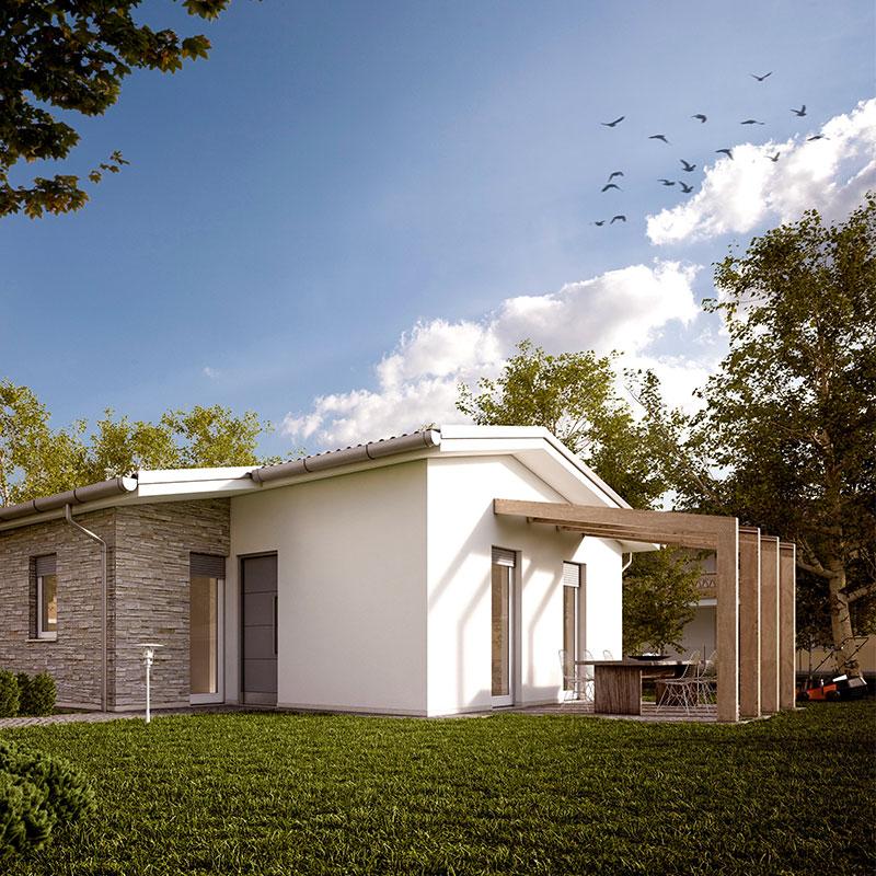 Sistema Pontarolo house