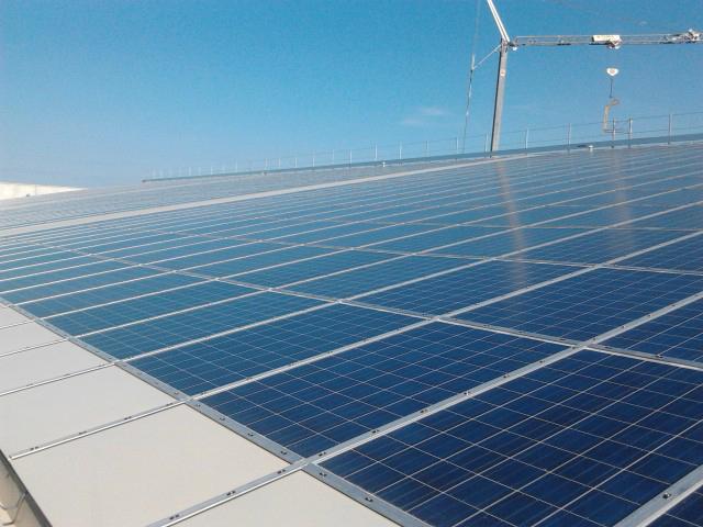 Solar ventus installato