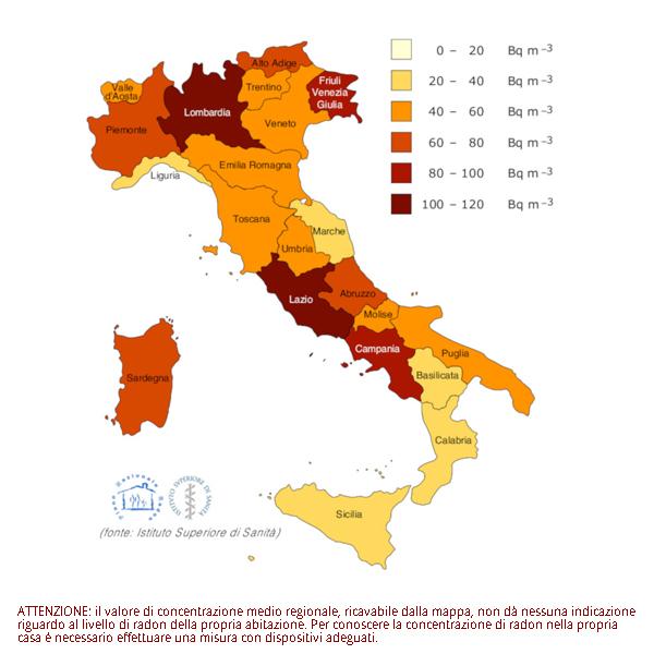 gas-radon-mappa